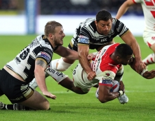 Betfred Super League – Hull FC v St Helens