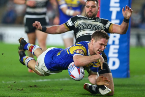Betfred Super League 2018 – Hull FC v Leeds Rhinos